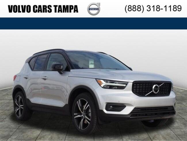 New 2019 Volvo XC40 T4 R-Design SUV in Tampa, FL