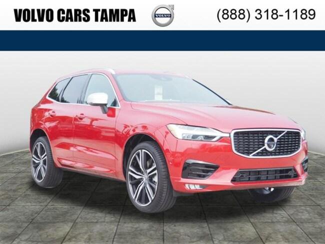 New 2019 Volvo XC60 T5 R-Design SUV in Tampa, FL