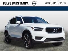 New 2019 Volvo XC40 T5 Momentum SUV K2154280 YV4162UK1K2154280 in Tampa, FL