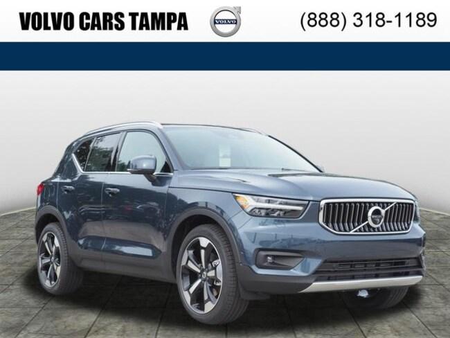 New 2019 Volvo XC40 T5 Inscription SUV in Tampa, FL