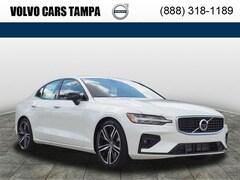 New 2019 Volvo S60 T6 R-Design Sedan KG013494 7JRA22TM9KG013494 in Tampa, FL