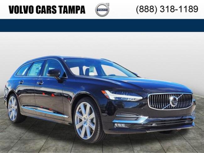 New 2019 Volvo V90 T5 Inscription Wagon in Tampa, FL