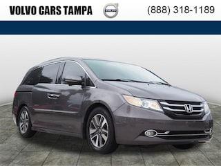 2014 Honda Odyssey Touring  Mini-Van 5FNRL5H91EB038005