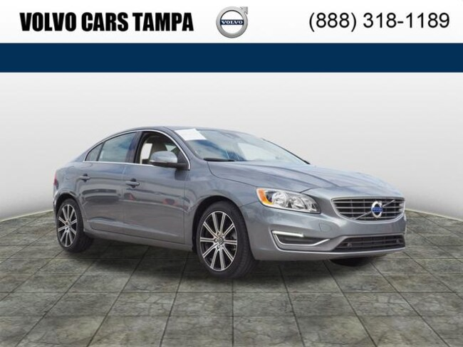 2017 Volvo S60 T5 Inscription T5 Inscription  Sedan