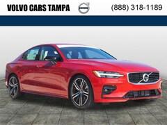 New 2019 Volvo S60 T6 R-Design Sedan KG000989 7JRA22TM4KG000989 in Tampa, FL