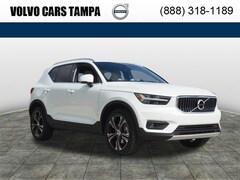 New 2019 Volvo XC40 T4 Inscription SUV K2113347 YV4AC2HL6K2113347 in Tampa, FL
