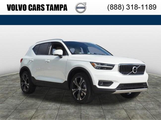 New 2019 Volvo XC40 T4 Inscription SUV in Tampa, FL