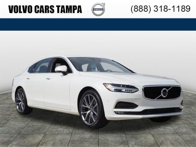 New 2018 Volvo S90 T6 AWD Momentum Sedan in Tampa, FL