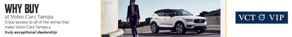 Why Buy at Volvo Cars Tampa