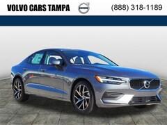 New 2019 Volvo S60 T6 Momentum Sedan KG001605 7JRA22TK0KG001605 in Tampa, FL