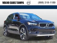 New 2019 Volvo XC40 T5 Momentum SUV K2152193 YV4162UK7K2152193 in Tampa, FL