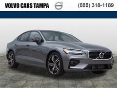 New 2019 Volvo S60 T5 R-Design Sedan KG007185 7JR102FM8KG007185 in Tampa, FL