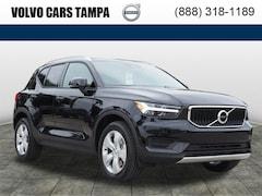 New 2019 Volvo XC40 T4 Momentum SUV K2109221 YV4AC2HK9K2109221 in Tampa, FL