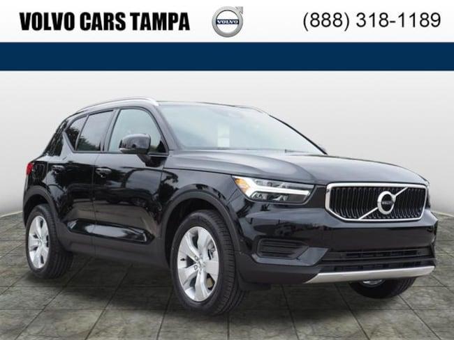 New 2019 Volvo XC40 T4 Momentum SUV in Tampa, FL