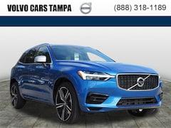 New 2019 Volvo XC60 Hybrid T8 R-Design SUV KB297019 LYVBR0DMXKB297019 in Tampa, FL