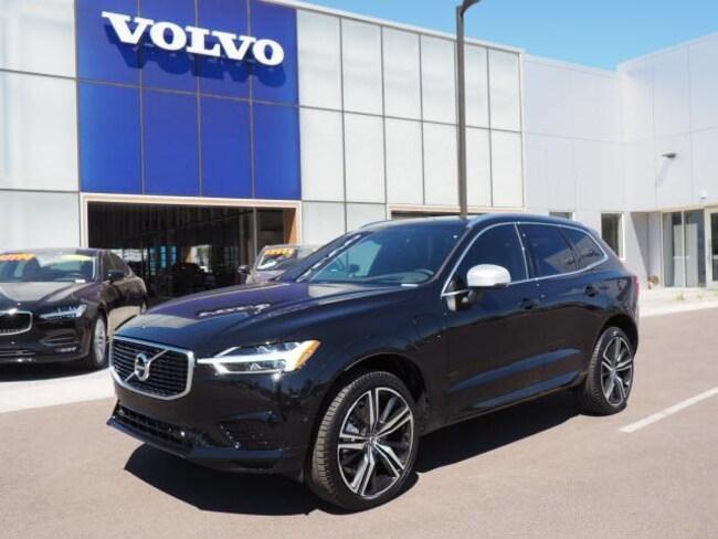 New 2019 Volvo XC60 Hybrid T8 R-Design SUV Tempe, AZ