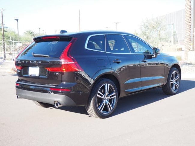 2018 new volvo xc60 t5 awd momentum for sale in gilbert. Black Bedroom Furniture Sets. Home Design Ideas