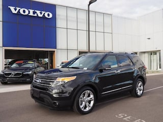 Used 2015 Ford Explorer Limited SUV for sale in Tempe, AZ at Volvo Cars Tempe