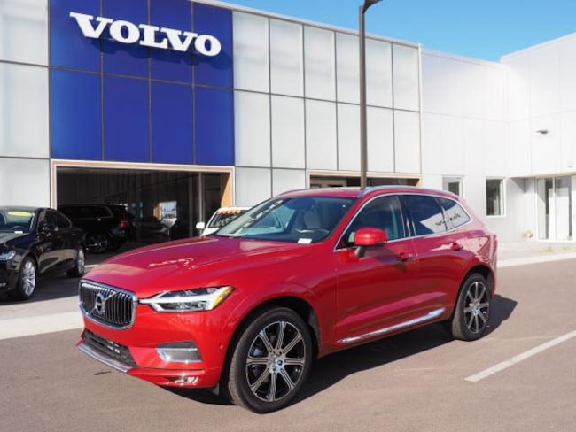 New 2019 Volvo XC60 T5 Inscription SUV Tempe, AZ