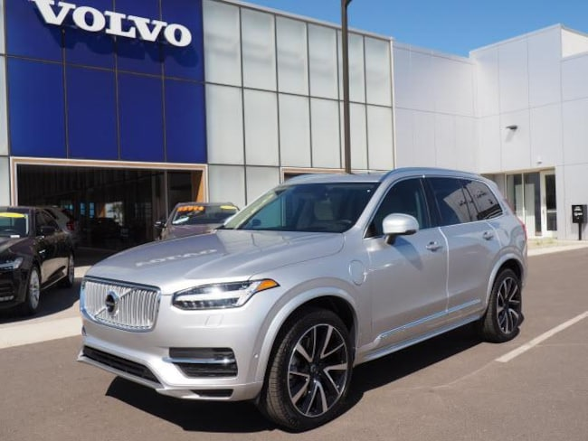 New 2019 Volvo XC90 Hybrid T8 Inscription SUV Tempe, AZ