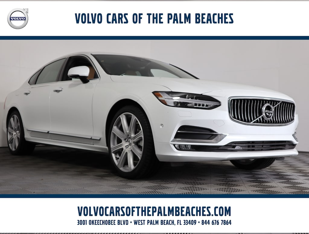 Cars For Sale In West Palm Beach >> 2019 Volvo S90 For Sale West Palm Beach Fl Vl0190538