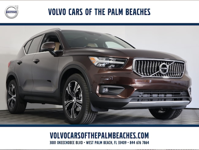 2019 Volvo XC40 T5 Inscription SUV for sale in West Palm Beach