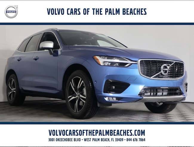 2019 Volvo XC60 T5 R-Design SUV for sale in West Palm Beach