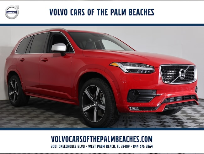 2019 Volvo XC90 T6 R-Design SUV for sale in West Palm Beach