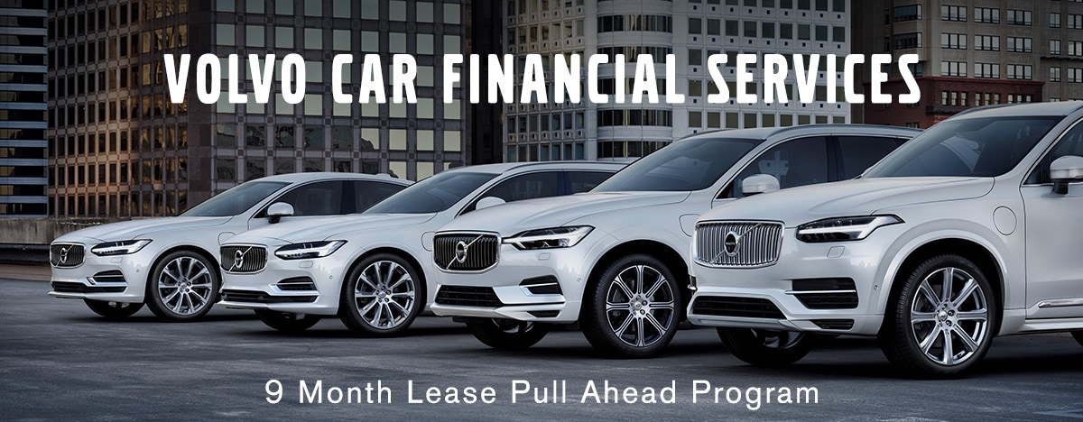 Volvo Lease Pull Ahead Program in West Palm Beach, FL