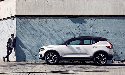 Volvo XC40 Special Offer