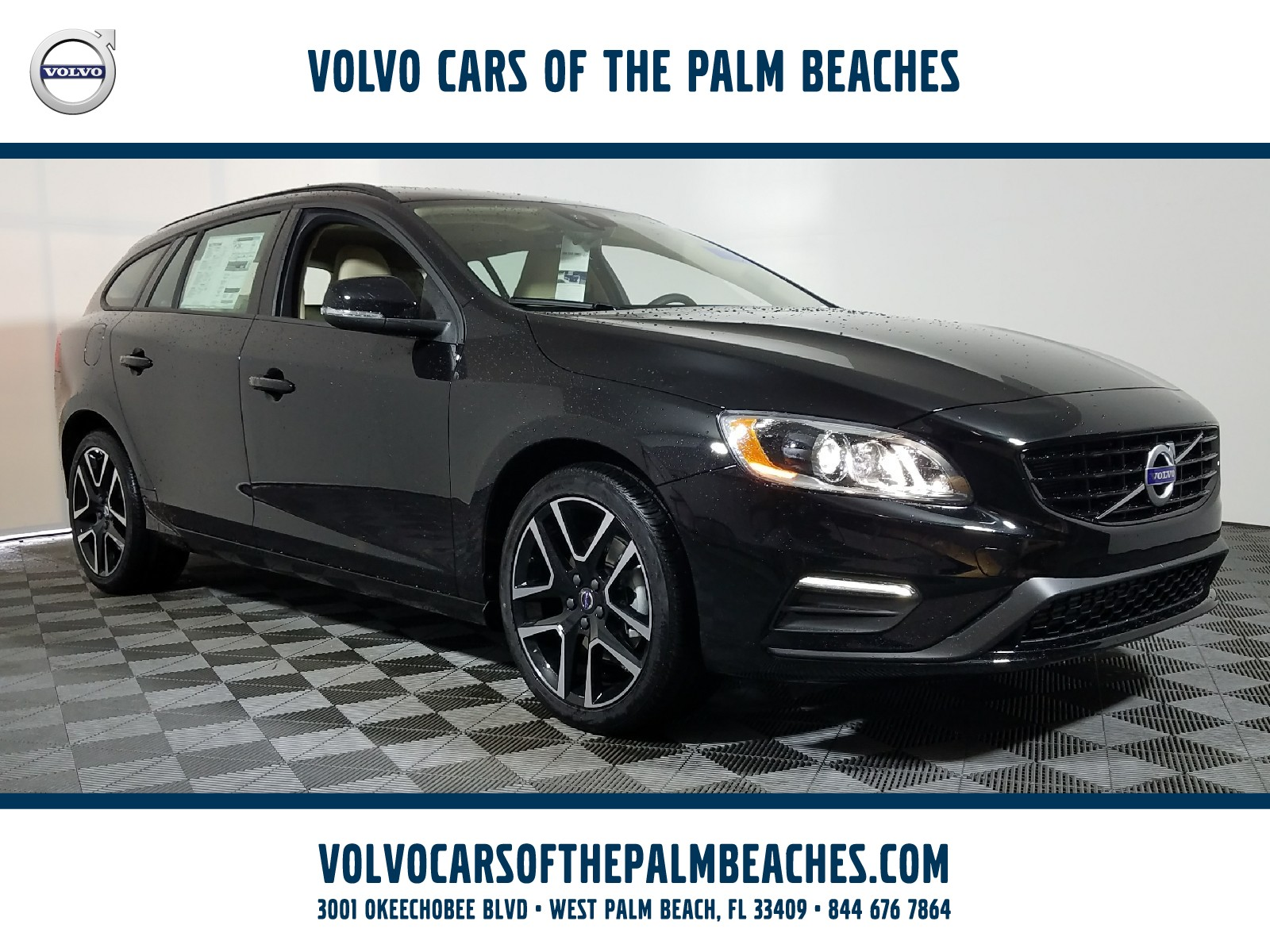 2019 volvo v60 for sale in west palm beach fl schumacher volvo cars of the palm beaches. Black Bedroom Furniture Sets. Home Design Ideas