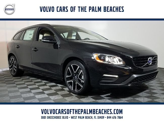 2018 volvo v60 for sale west palm beach fl vl0180153. Black Bedroom Furniture Sets. Home Design Ideas