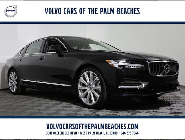 2018 Volvo S90 Hybrid T8 Inscription Sedan for sale in West Palm Beach