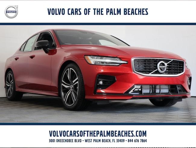 2019 Volvo S60 T6 R-Design Sedan for sale in West Palm Beach