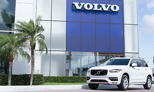 Volvo XC90 Special Offer