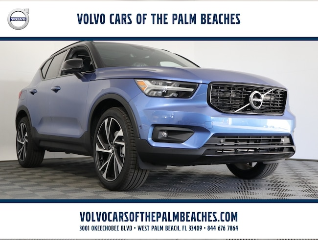 2019 Volvo XC40 T4 R-Design SUV for sale in West Palm Beach