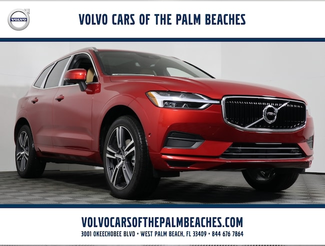 2019 Volvo XC60 T5 Momentum SUV for sale in West Palm Beach