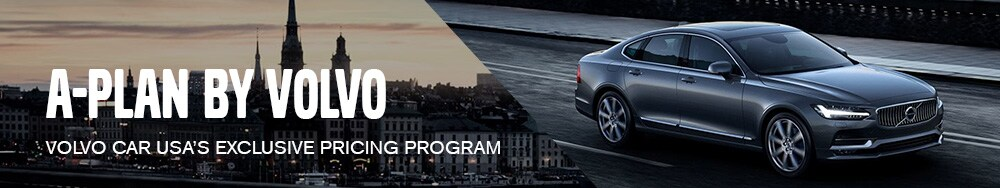 Register for A-Plan by Volvo | West Palm Beach, FL
