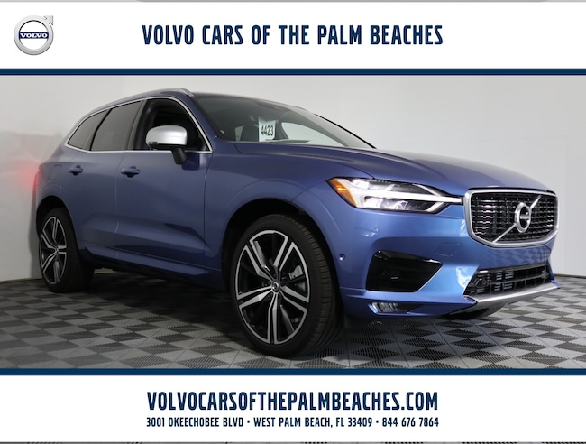 2019 Volvo XC60 T6 R-Design SUV for sale in West Palm Beach