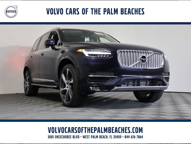new 2019 volvo xc90 for sale at schumacher volvo cars of the palm beaches vin yv4a22pl4k1426617. Black Bedroom Furniture Sets. Home Design Ideas
