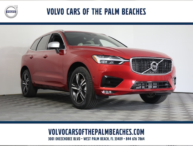 2018 Volvo XC60 T6 AWD R-Design SUV for sale in West Palm Beach