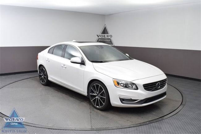 Used 2016 Volvo S60 T5 Drive-E Premier Sedan For Sale Winston-Salem, NC