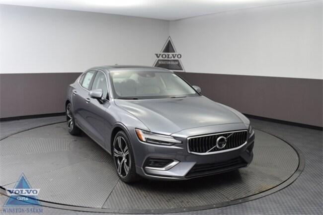 New 2019 Volvo S60 T5 Inscription Sedan V9162 For Sale/Lease Winston Salem, NC
