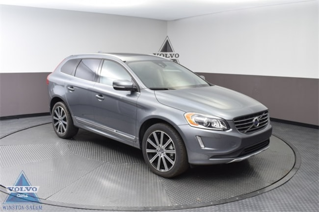 used 2017 volvo xc60 for sale | winston salem nc | pv2577 | volvo