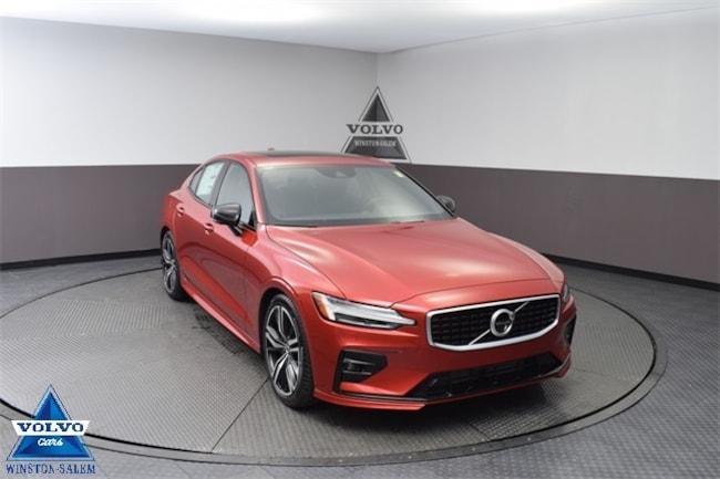 New 2019 Volvo S60 T6 R-Design Sedan V9192 For Sale/Lease Winston Salem, NC