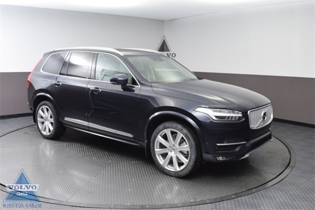 2019 Volvo XC90 T6 Inscription V9117