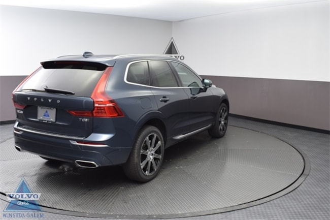 New 2019 Volvo XC60 Hybrid For Sale | Winston Salem NC | V9074 | Volvo Cars Winston-Salem