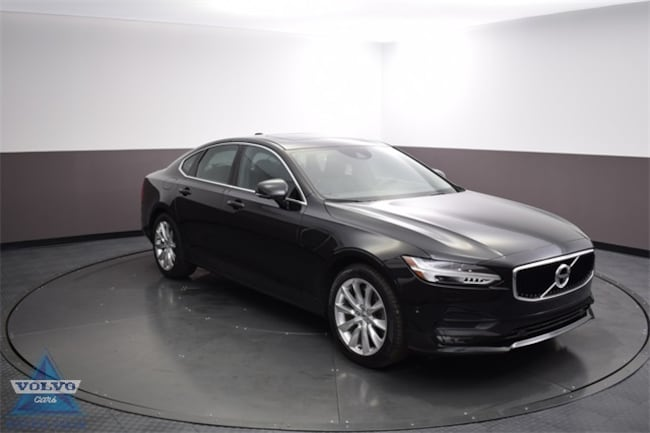 New 2017 Volvo S90 T6 Momentum Sedan PV2574 For Sale/Lease Winston Salem, NC