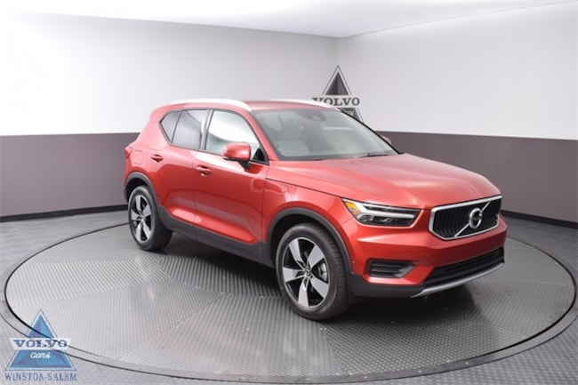 New 2019 Volvo Xc40 For Sale Lease Winston Salem Nc Vin