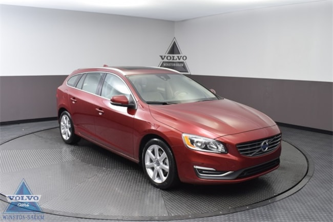 Used 2016 Volvo V60 T5 Wagon For Sale Winston-Salem, NC